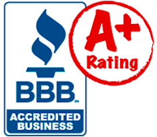 Murray Roofing Better Business Bureau A+ Rating