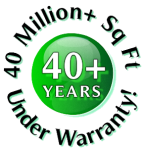 Murray Roofing 40 Years Plus and Over 30 Million Sq Ft Under Warranty